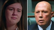 Peter Dutton grilled over keeping rape allegations from PM