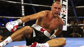 Kovalev's reign of intimidation has ended