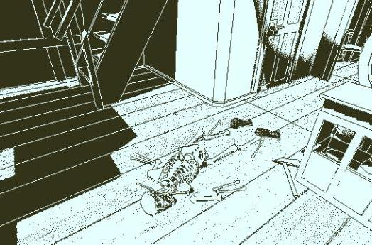 Ghost ship mystery Return of the Obra Dinn waves in a demo