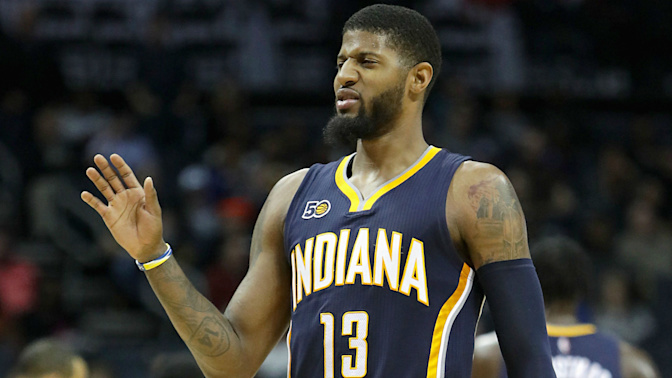 NBA opens investigation into alleged tampering involving Lakers, Paul George