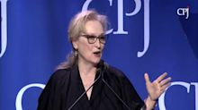 Meryl Streep recalls stopping a thug with Cher and 'playing dead' during a beating