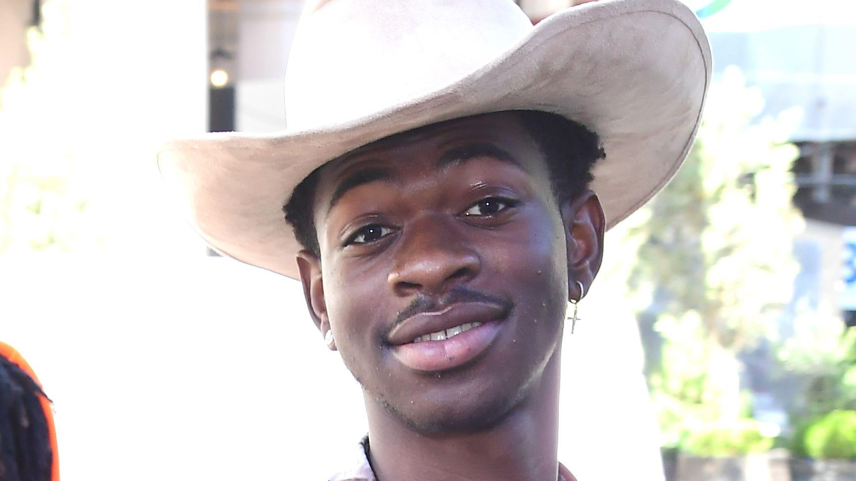 Lil Nas X shares message for his 'haters' after topping US charts with Montero