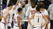 By the numbers: Where the Suns stand at the season's halfway point