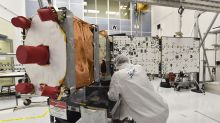 Ball Aerospace Small Satellite for NASA Arrives in Florida for Launch