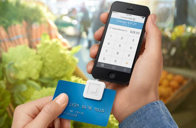 Amazon is reportedly making a Square-like payment card reader