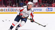 Andre Burakovsky out until mid-to-late March with hand injury