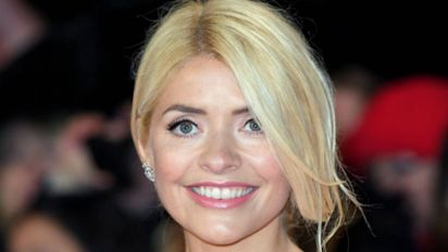 Holly Willoughby is ray of sunshine in yellow Ghost dress - and it's still available