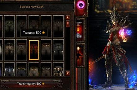 Diablo III transmogrification coming to WoW