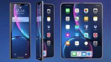Apple a deux prototypes d'iPhone pliable en préparation