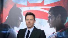 Ben Affleck Has Written His Own 'Batman' Script