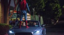 Watch Spider-Man: Homecoming to be the First to See the All-New Audi A8