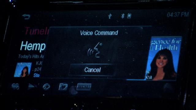 Chevy Siri and TuneIn Internet radio app