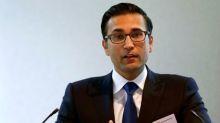 Credit Suisse wealth boss Khan quits in pursuit of top job