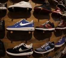 Demand for sneakers continues to soar this holiday season, according to GOAT Group CEO