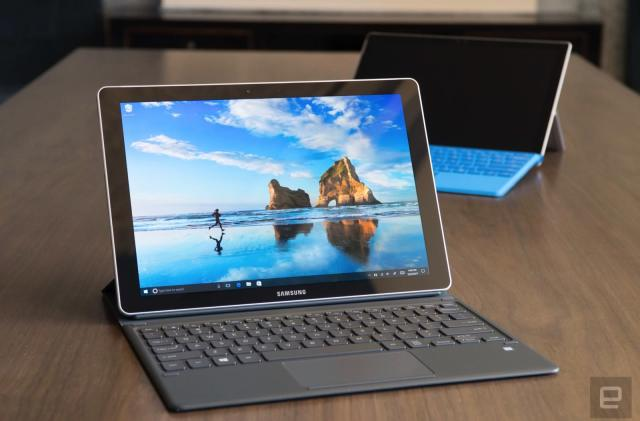 Samsung Galaxy Book review: You're better off with a Surface Pro