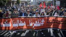 Maroc : manifestation à Casablanca contre les inégalités sociales