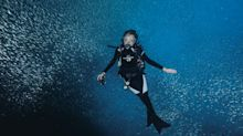 Meet 'Her Deepness' - the 82-year-old deep sea diver who spent two weeks living under water
