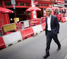 Sadiq Khan faces fight for second term as London mayor