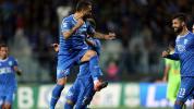 Frosinone-Empoli 2-4: Caputo fa 24, Serie A più vicina