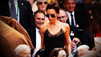 Victoria Beckham Wins at Wimbledon in a Sexy Slip Dress