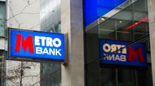Metro Bank flags recovery for lending after 17% plunge in lockdown