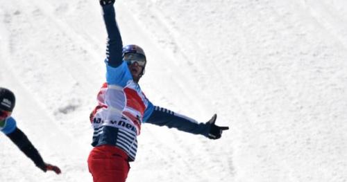 Snowboardcross - CM - Cinquième globe de cristal pour Pierre Vaultier