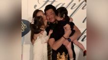Aaron Kwok says daughters too young to appear in ads