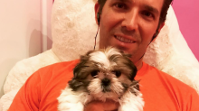 Co-parenting? Donald Trump Jr. and Vanessa Trump got their daughter a puppy for her birthday