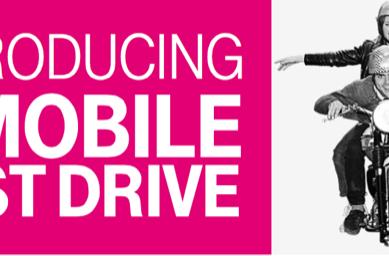 Apple helps T-Mobile Test Drive program