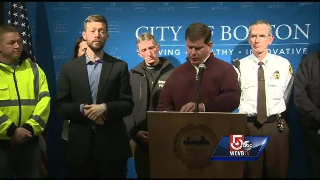 Major snow removal project to begin in Boston Tuesday