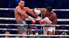 Wladimir Klitschko defeated by Anthony Joshua in epic Wembley battle