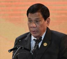 Philippine leader's order to kill rebels 'legal', spokesman says