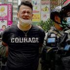 House seeks to toughen sanctions over Hong Kong arrests