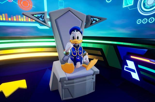 'Kingdom Hearts: VR Experience' part two is adding the Olympus Coliseum