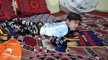 Young Afghan Messi Fan Murtaza Threatened by Criminals, Taliban