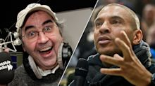 Stan Collymore calls Danny Baker's sacking 'a disgrace', accusing BBC of hypocrisy