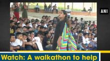 Watch: A walkathon to help people think beyond 'He or She'