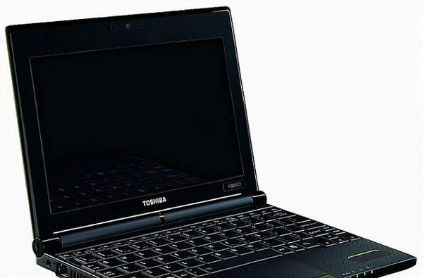 Toshiba NB550D netbook spills specs, including 1GHz AMD Ontario APU and Harman Kardon sound