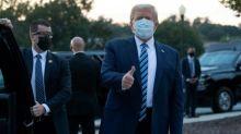 Donald Trump se dit impatient de débattre avec Joe Biden le 15 octobre