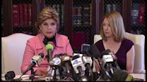 Gloria Allred Speaks Out Against Filner`s Settlement Package