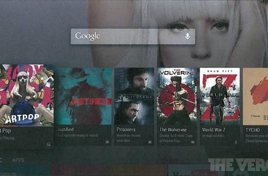 Google reportedly looking to simplify home entertainment with Android TV