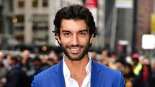 'Sexy' Actor Wore an Electric Blue Suit in Response to Being Bullied as a Kid