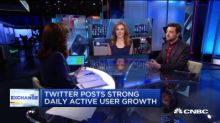 Twitter is proving you can monetize smaller pool of users, says CNBC's Steve Kovach