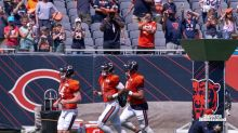 The Justin Fields Play Bears Fans Loved Most