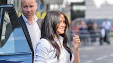 Meghan Markle was shadowed by 'MI5 guy' on Suits set before engagement to Prince Harry was announced