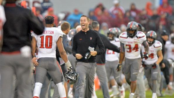 RADIO: Kliff Kingsbury - 'We don't think we've played our best game yet'