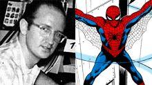 Tom Holland y los fans lloran la muerte del co-creador de Spider-Man, Steve Ditko, a los 90 años