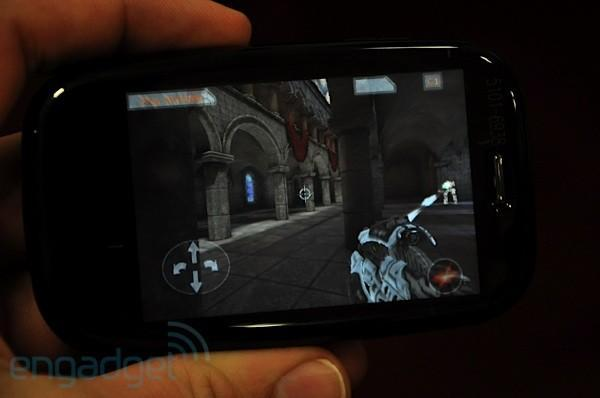 Unreal Engine 3 up and running on webOS, and we've got video!