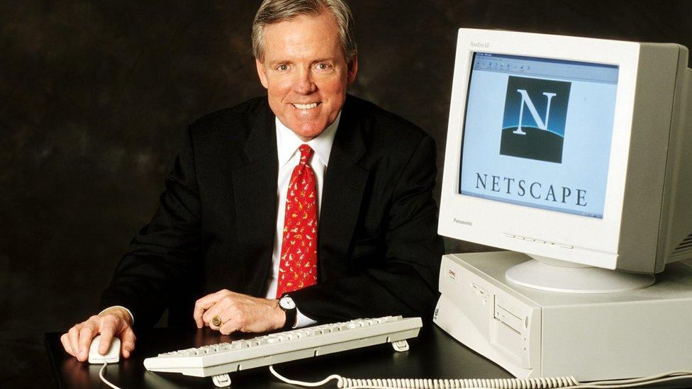Brexit deal mentions Netscape browser and Mozilla Mail