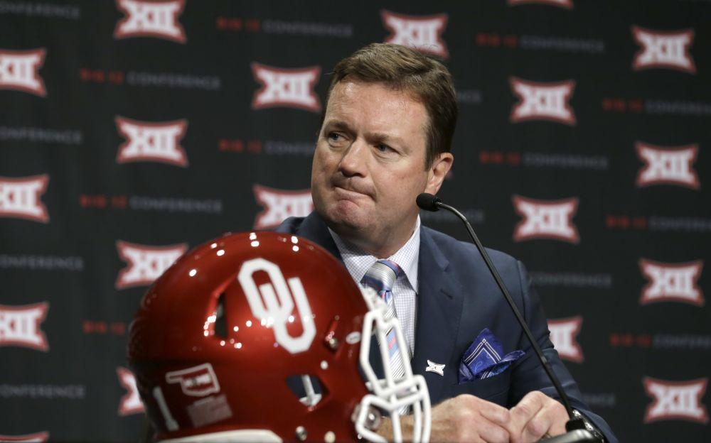Oklahoma RB Mixon suspended for season